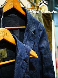 Nigel Cabourn DENIM