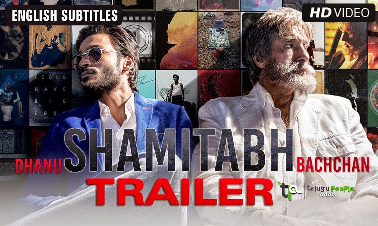 ShamitabhTheatrical Trailer