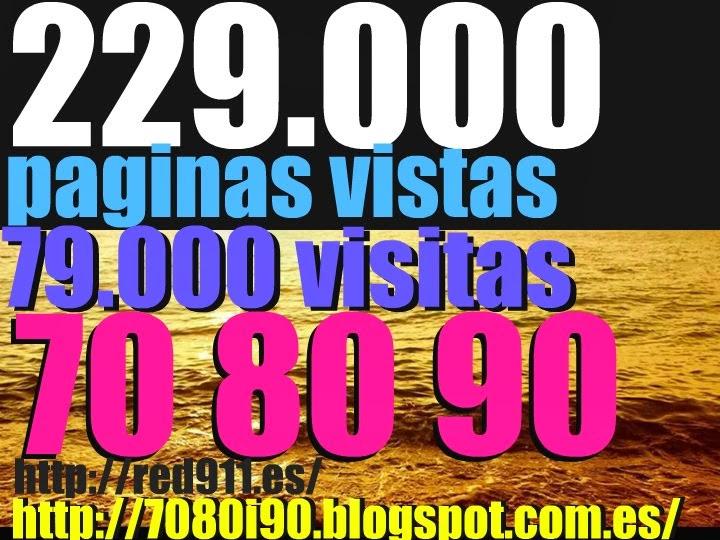 79.000 VISITAS