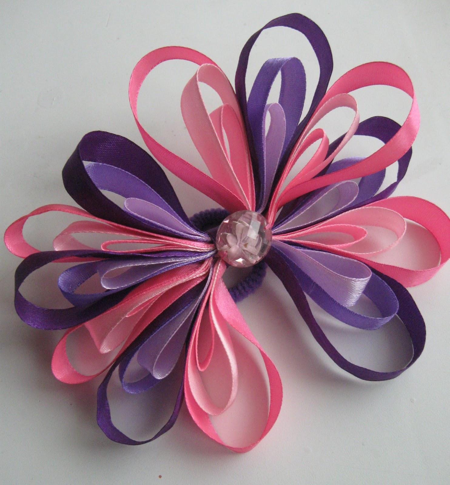 Как сделать галстук-бабочку из атласных лент своими руками пошагово с фото 80