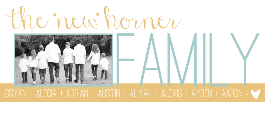 The New Horner Family