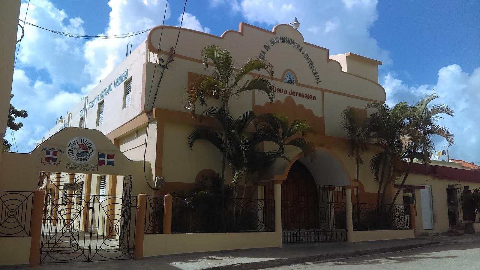 Iglesia de Dios Misionera Pentecostal