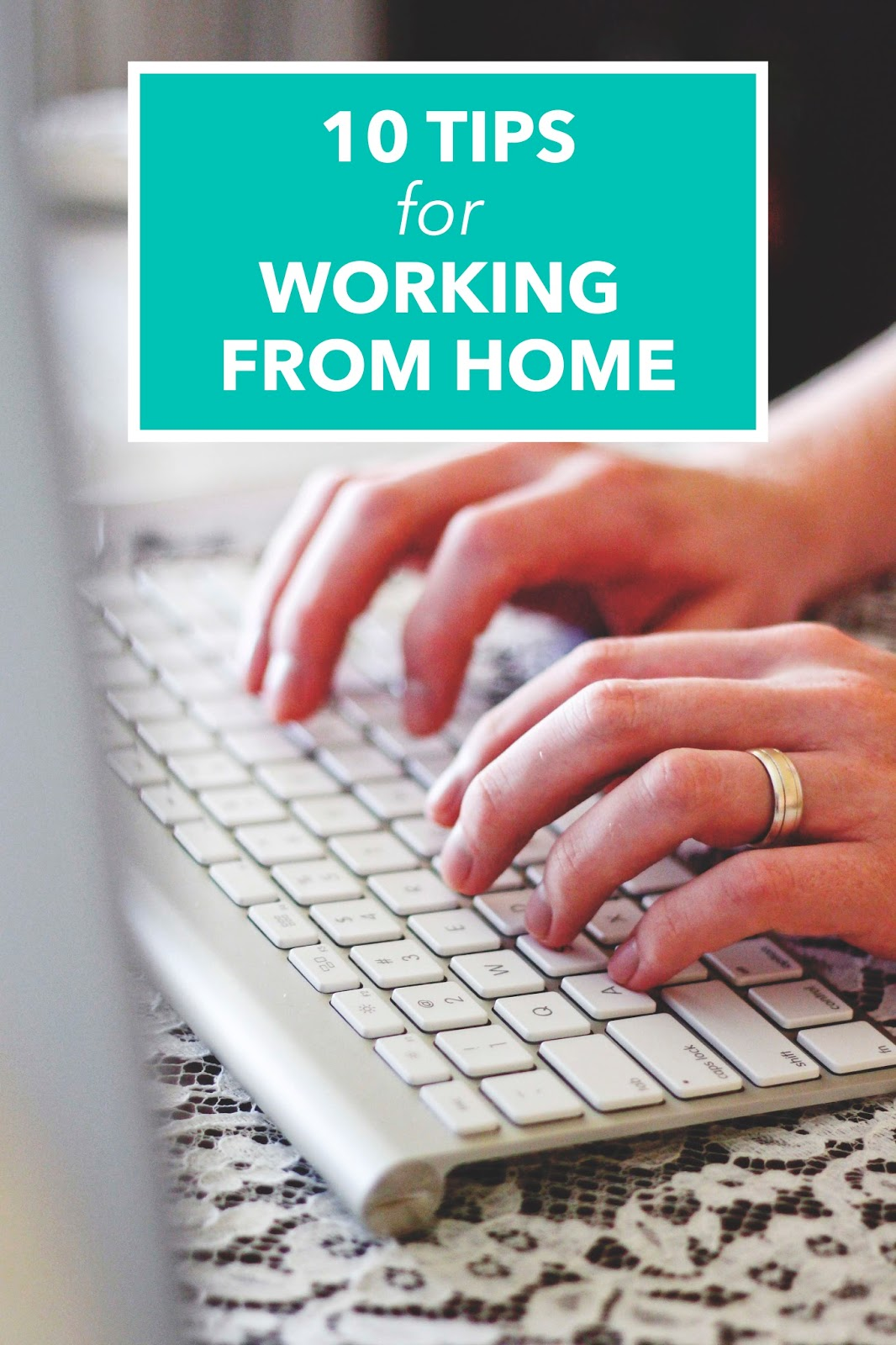 10 Tips for Working From Home for Higher and Increased Productivity | Confetti Dots Blog