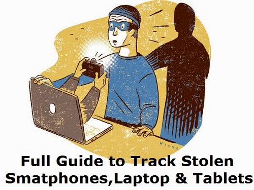 How to Track Stolen Laptop [Detailed Guide]