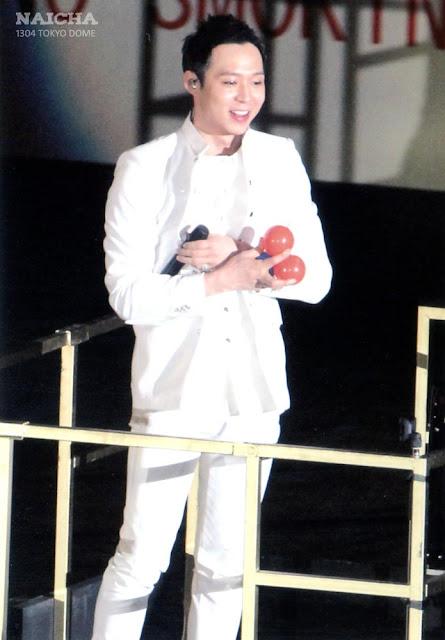 Yoochun Tokyo Dome Konser 11