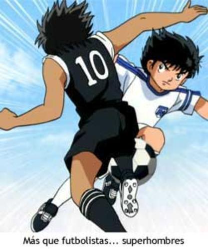 WELCOME To Captain Tsubasa Lover's Blog's