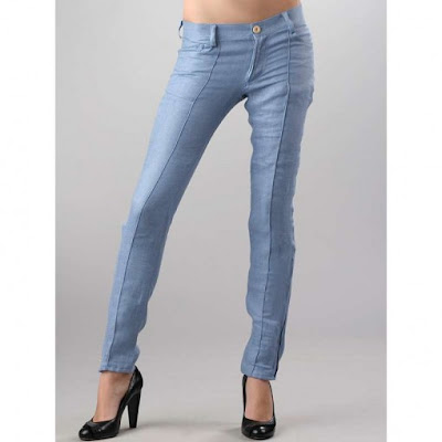 Straight Women Skinny Jeans