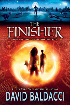 Review, The Finisher by David Baldacci, fantasy, Bea's Book Nook