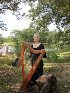 The beautiful sound of the Celtic harp