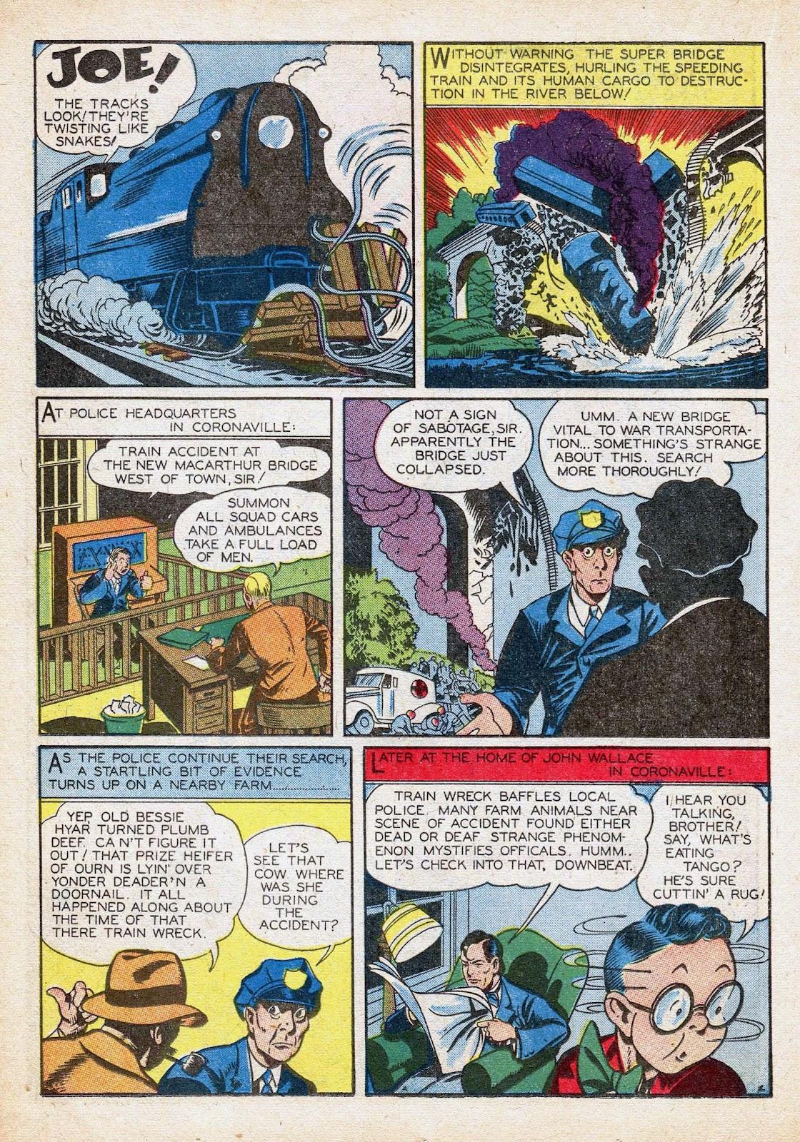 Comic Book Attic Robotman Volume Three Cliches Collide