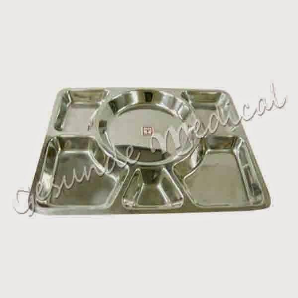 jual tempat makan baki food tray 6 lubang