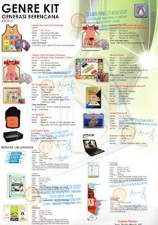genre kit,materi genre kit,dak bkkbn 2016