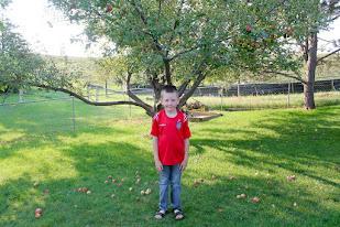 1st grader Bear Samuel
