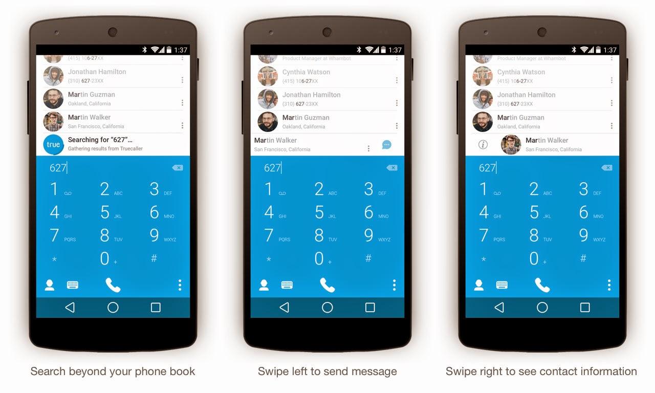 Truecaller releases Truedialer app for Android