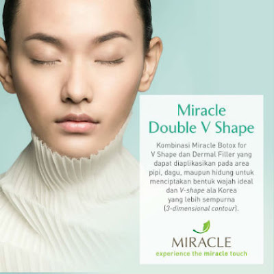 Foto Trend Perawatan Wajah Terbaru Klinik Kecantikan Miracle Facial Harmony