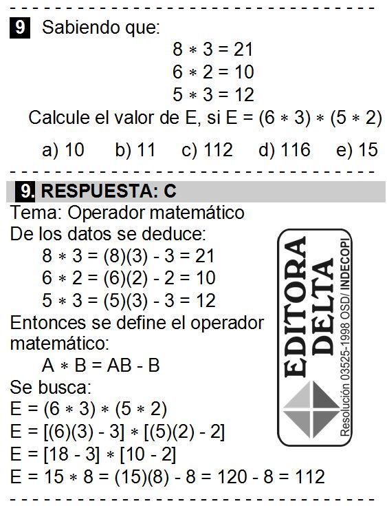 EXAMENES DE ADMISION: PREGUNTAS DE ADMISION - TEMAS DE CULTURA GENERAL ...