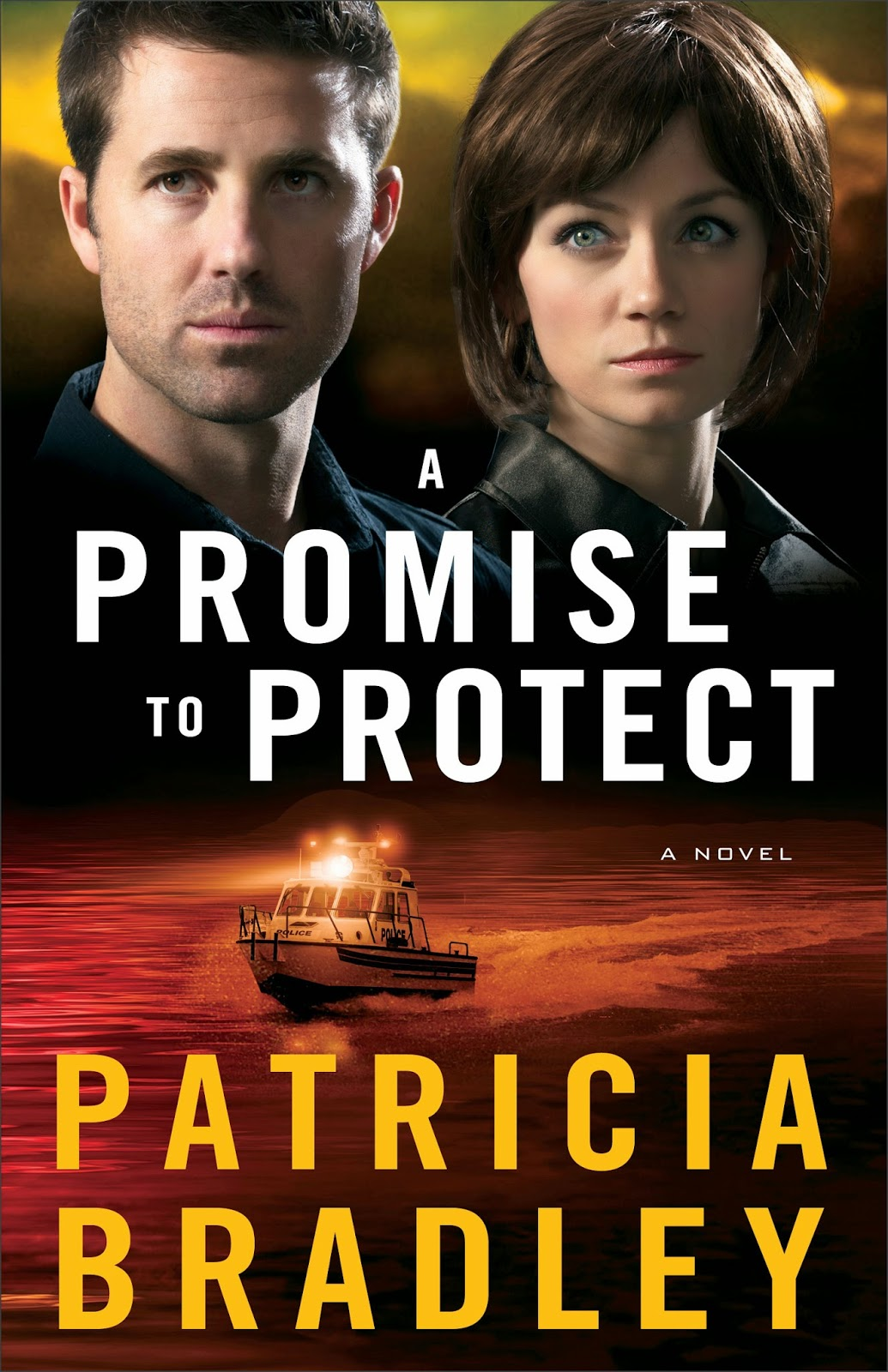 book review of A Promise To Protect by Patricia Bradley (Revell) by papertapepins