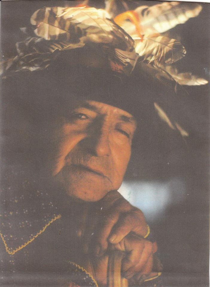Chief Leon Shenandoah, Tadodaho
