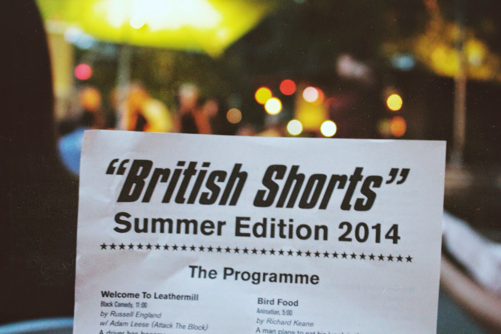 """British Shorts"" Summer Edition // It's Brogues © Brogues Cozens-McNeelance"
