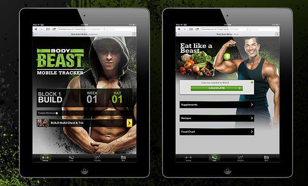 Body Beast Mobile App