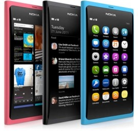 Nokia N9 in Australia in October