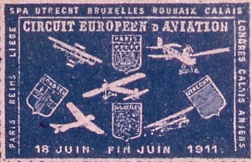 Le Circuit Européen d'Aviation