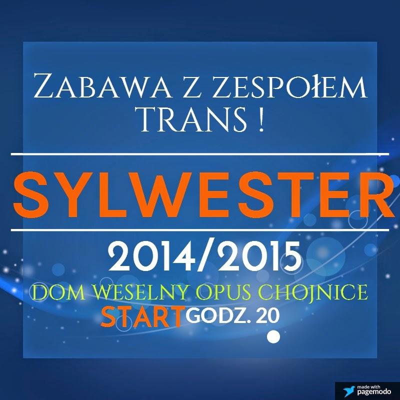 ZESPÓŁ MUZYCZNY CZŁUCHÓW - SYLWESTER 2014