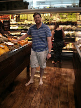 Grocery Store Barefoot Guys