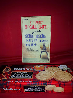 12. Monate, 12 Bücher: Mein Buch des Monats April; Schottische Katzen kennen den Weg von Alexander McCall Smith