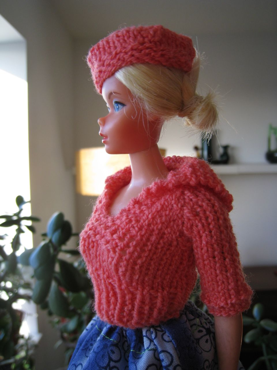 Knitting Pattern For Sailor Doll : Best Barbie Knits: February 2013