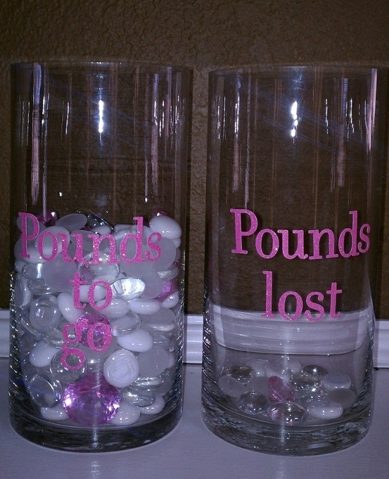 inspired by women cool way to track your weight loss