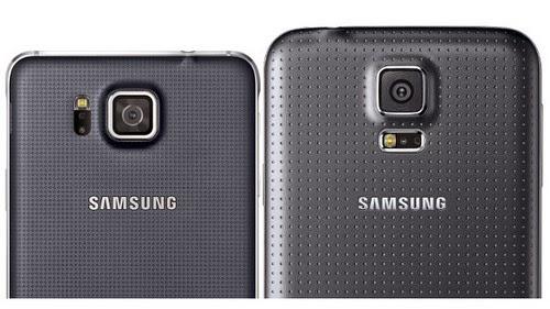 Perbandingan Samsung Galaxy S5 dan Samsung Galaxy Alpha
