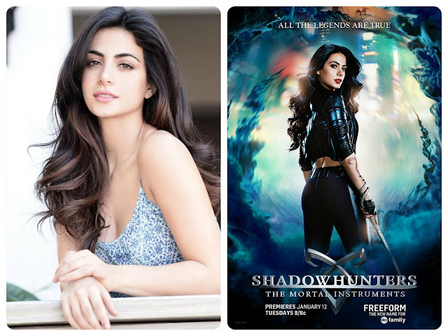 Emeraude Toubia, Isabelle Lightwood