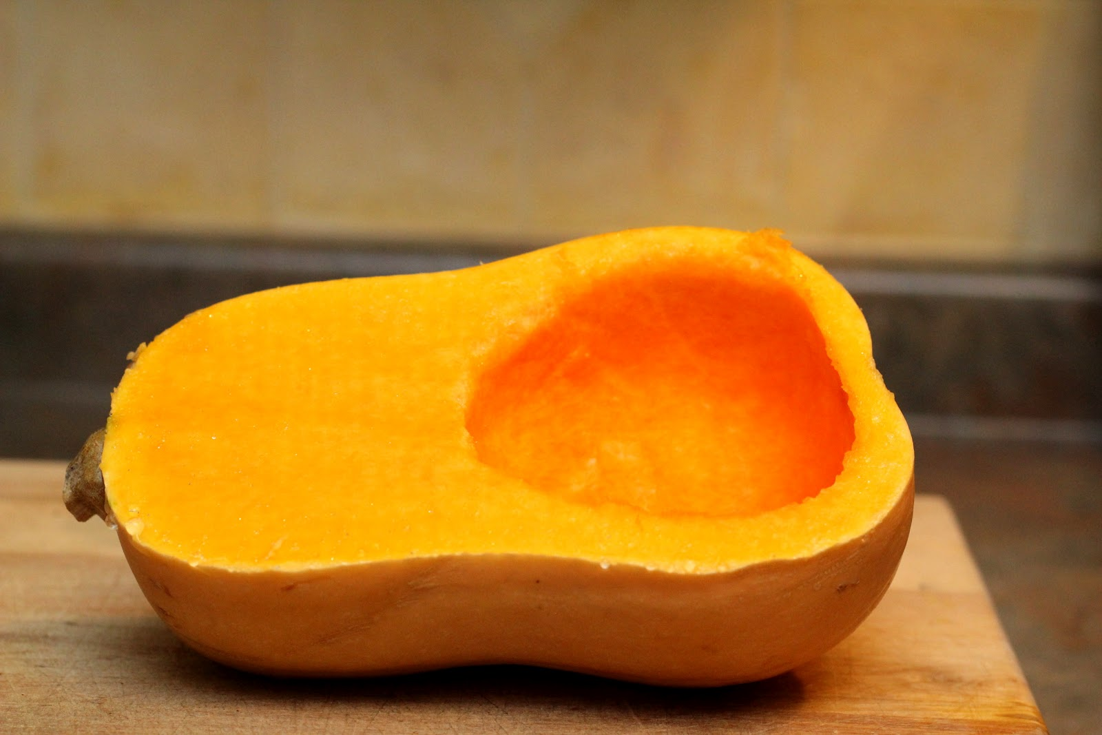 Turtles and Tails: Velvety Butternut Squash