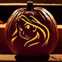 Šablóny na vyrezávanie tekvice - Pumpkin carving templates