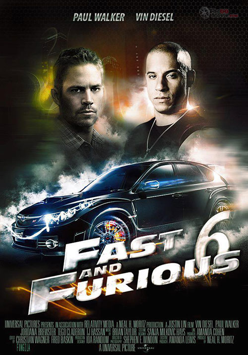 Download Fast & Furious 6 (2013)