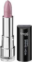 Preview: Die neue dm-Marke trend IT UP - High Shine Lipstick 010 - www.annitschkasblog.de