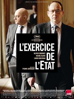Ver online: El ejercicio del poder (L'exercice de l'État / The Minister) 2011
