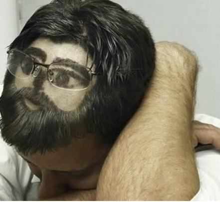 barba de viking
