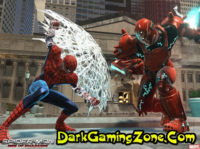 how to get spider man web of shadows for pc