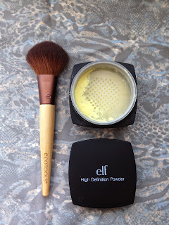 Beauty Review: e.l.f Yellow Correcting Power