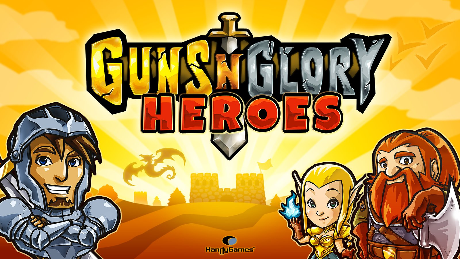 Guns'n'Glory Heroes Premium APK Normal + Mod (dinero ilimitado)