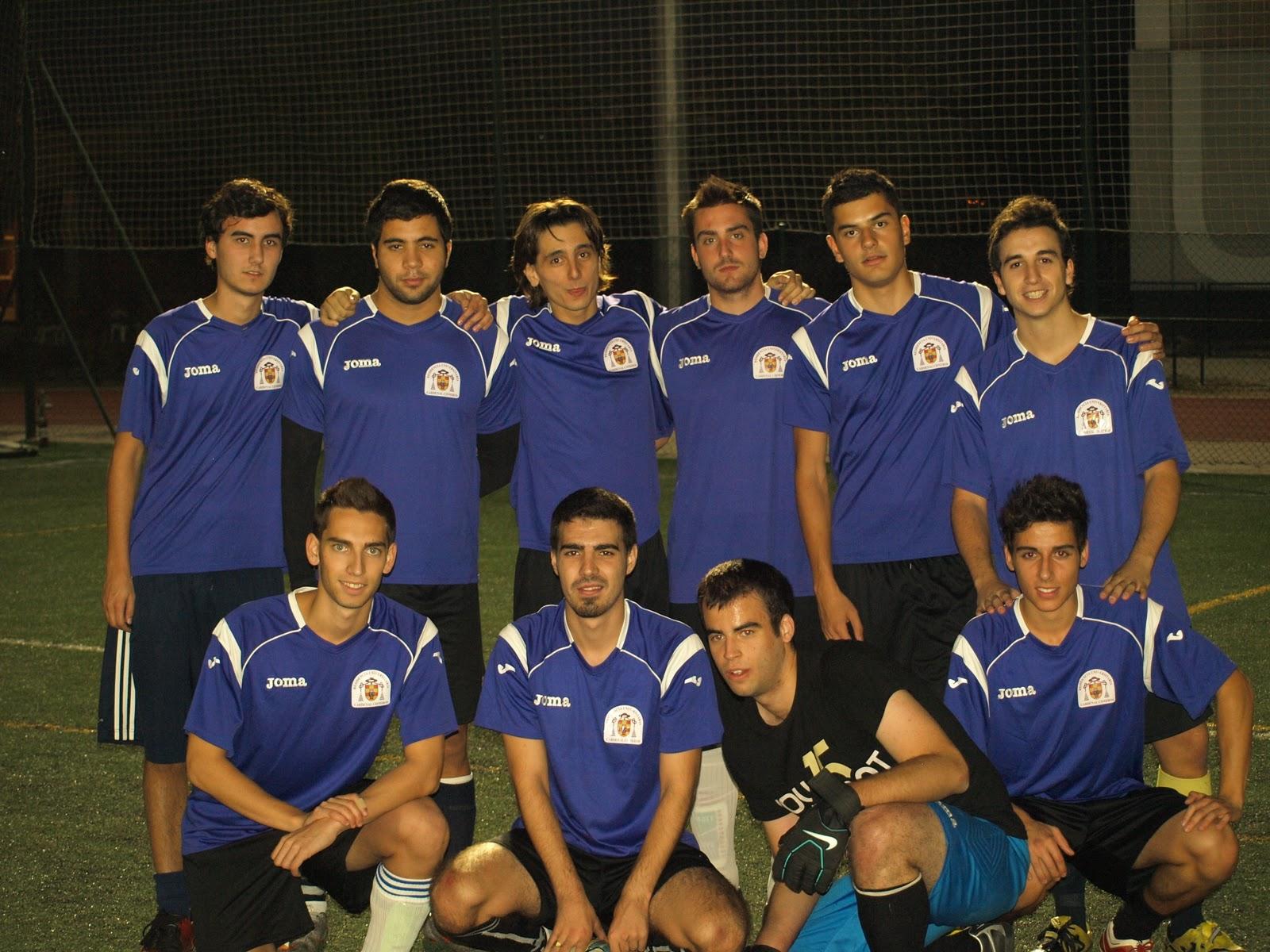 Escudos de equipos de fútbol españoles El Mirador Español
