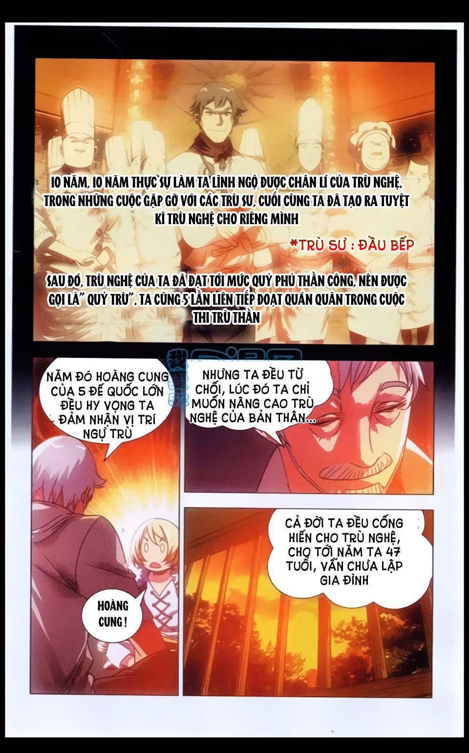 Băng hỏa ma trù trang 9