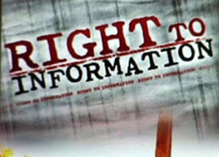 Right to information under OIA D19