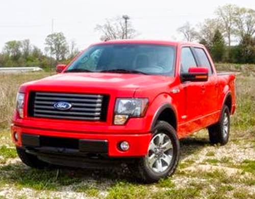 2011 Ford F 150 Fx4 Ecoboost Towing Capacity