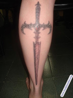 Sword Tattoo Designs