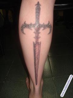 Sword Tattoo Designs