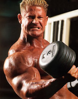 Chris Cook Famous Bodybuilder