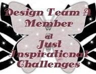 I'm on this Design Team
